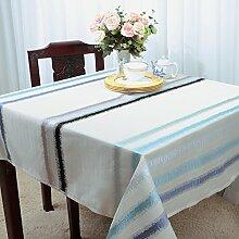 Home tischdecke einfache und moderne tischdecke vintage tischdecke stoff baumwolle leinen teetisch wärme romantische tischtuch restaurant tischdecken.verschiedene stile.-H 120x160cm(47x63inch)