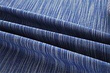 Home tischdecke,Kreative tischtuch,Stoff baumwolle leinen Lace nähen Sauber Quadrat Längliche tischdecke Mehrere farben Dunkel blau tischdecke-marineblau 130x190cm(51x75inch)