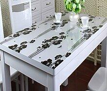 Home Tischdecke PVC-wasserdichte Tischdecke