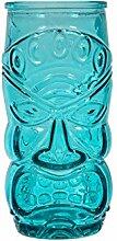 Home Totem Set 6Gläser Cocktail, hellblau