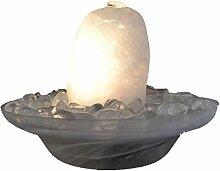 Home Trends and More Bergkristall Zimmerbrunnen,