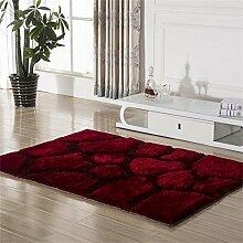 HOME UK-3D-Stretch-Garn Teppich Wohnzimmer Schlafzimmer Nacht Europäische Teppich