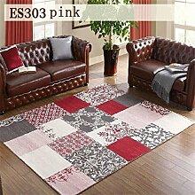 HOME UK-amerikanischen Teppich Wohnzimmer Tisch Schlafzimmer Teppich Mats Continental Mittelmeer Pastoral