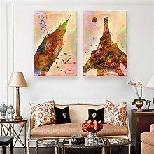 HOME UK-Modern Style Leinwand Gemälde Berühmte