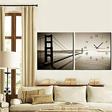 HOME UK-Modern Style Leinwand Gemälde Brücke