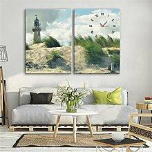 HOME UK-Modern Style Leinwand Gemälde Leuchtturm