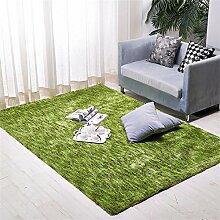 HOME UK-Sectional Dyeing verdickte Wohnzimmer Schlafzimmer Sofa Teppich