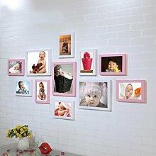 Home @ Wall Bilderrahmen Kinder Kunst Foto Wand