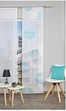 Home Wohnideen Flächenvorhang Neomi mint, 60 x