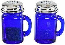 HOME-X Mini-Salz- und Pfefferstreuer im