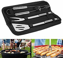 Home Zangen Set BBQ Barbecue Tools Set,Grill