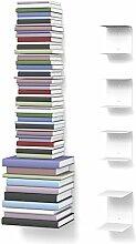 home3000 Unsichtbares Bücherregal 3-1-Set