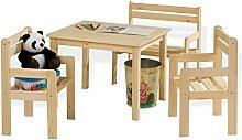 Home4You 4-teilige Sitzgruppe Kindersitzgruppe