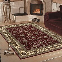 HomebyHome Klassiker Orient Design Teppich mit