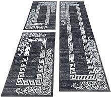 HomebyHome Moderner Design Konturschnitt Teppich
