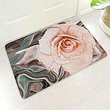 Homedb Rosa Rosen Blumen Malerei 3D Print