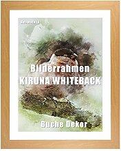 Homedecoration Bilderrahmen Kiruna Whiteback 50 x