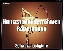 Homedecoration Bilderrahmen Rotterdam Schwarz