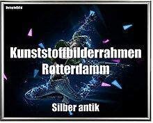 Homedecoration Bilderrahmen Rotterdam Silber 48 x