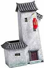 HomeDecTime Miniatur Chinesischen Haus Figuren