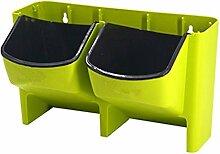 HomeDecTime Wandbehang Garten Pflanzer Box 2