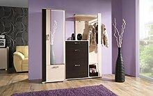 HomeDirectLTD Garderobenschrank CANNE Möbel
