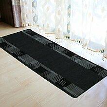 HOMEE Küche Tür Couchtisch Wohnzimmer Badematte / Vorhalle Fußmatten / Fußauflage / Fußmatte,J,66X180Cm (26X71Inch)