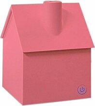HOMEE Luftbefeuchter intelligente zu Hause ruhigen Schlafzimmer Reinigung Befeuchter,Rosa
