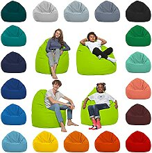 HomeIdeal - Sitzsack XXL Bodenkissen für