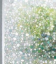 Homein 3D Fensterfolie Window Film Selbstklebend