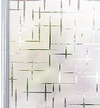 Homein® Fensterfolie Milchglas Fenster Klebefolie