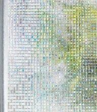 Homein Fensterfolie Milchglas Selbstklebend