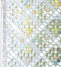 Homein Fensterfolie Selbsthaftend Fenster