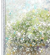 Homein Fensterfolie Selbsthaftend Sichtschutzfolie
