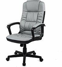 Homekraft ELMO Bürostuhl Drehstuhl Chefsessel Bürosessel Schreibtischstuhl Stuhl Sessel