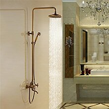 HomeLava Antik Dusche Wasserhahn mit