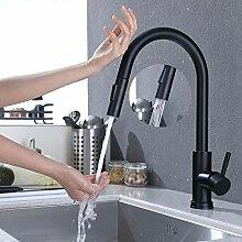 HomeLava Küchenarmatur Ausziehbar 304 Edelstahl