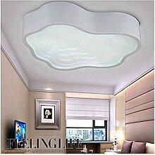 Homelavafans Modern Acryl Weiß LED Deckenleuchte