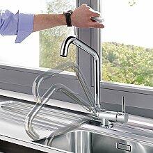 Homelody 360° drehbar Vorfenster Küchenarmatur