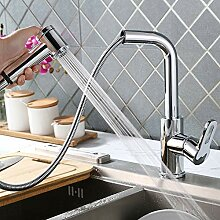 Homelody 360° drehbar Wasserhahn Küche Armatur
