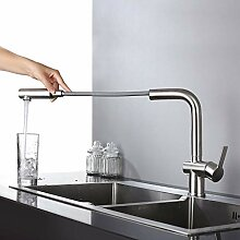 HOMELODY Ausziehbar Küchenarmatur Wasserhahn