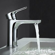 Homelody Chrom Wasserhahn Bad Armatur