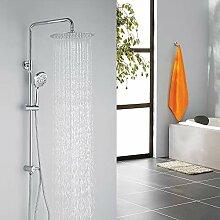 Homelody Duschsystem ohne armatur Duschset
