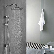 Homelody Duschsystem ohne Armatur mit Umstellung