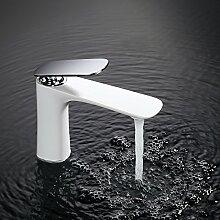Homelody Edel weiss Wasserhahn bad Armatur