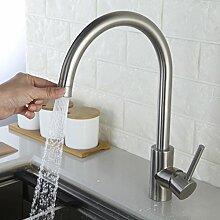 Homelody Küchenarmatur 360° drehbar Wasserhahn