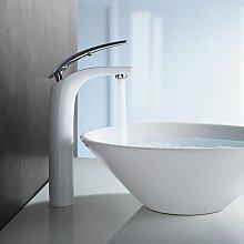 Homelody - Waschtischarmatur hoch Wasserhahn Bad