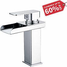 Homelody - Wasserfall Wasserhahn, Wasserhahn Bad