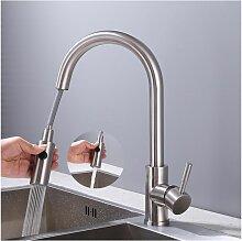Homelody - Wasserhahn Küche 2-Strahlen Armatur