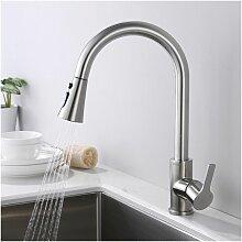 Homelody - Wasserhahn Küche Ausziehbar 3